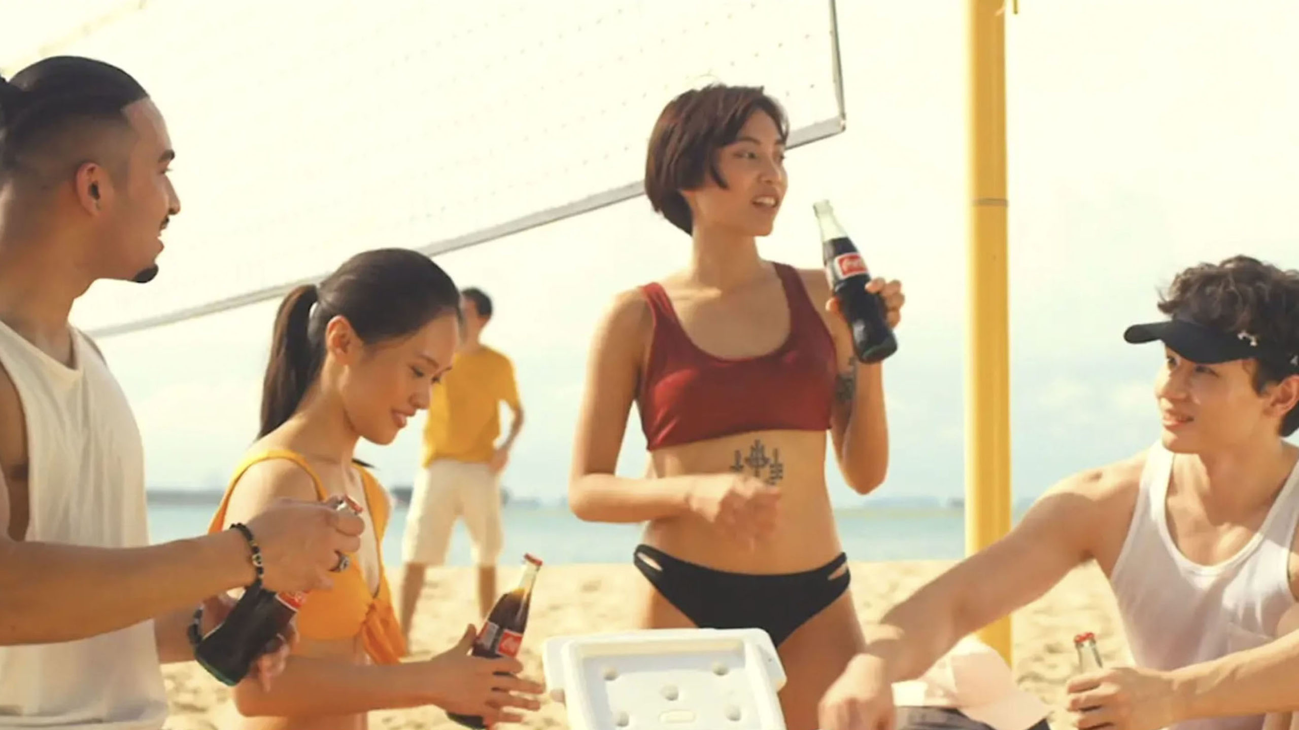 Coca Cola TV Commercial